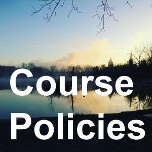 1 GGL Course Policies