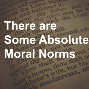15 Moral Norms
